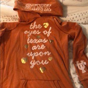 PINK Texas Hoodie